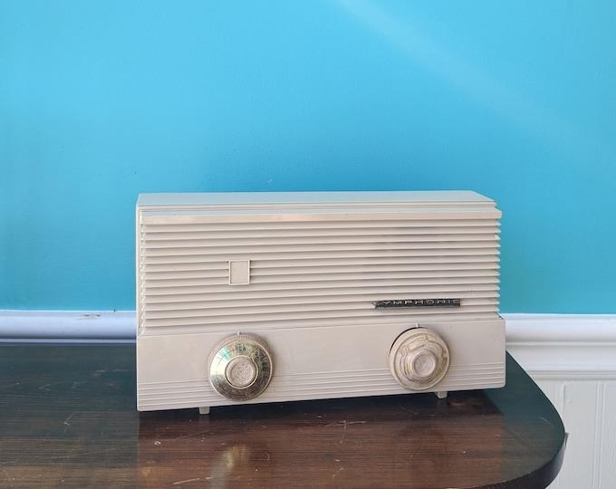 1950's Symphonic AM Tube Radio