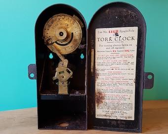 Vintage Tork Clock Timer