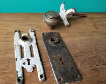 Antique Rustic Door Hardware