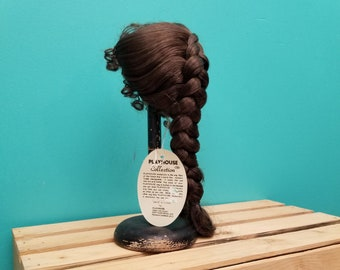 Bell Doll Wig Playhouse Collection (Dark Brown)