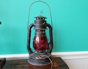 1954 Dietz No.8 Air Pilot Electrified Lantern