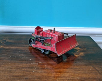 Dinky Toys -  561 Blaw Knox Bulldozer