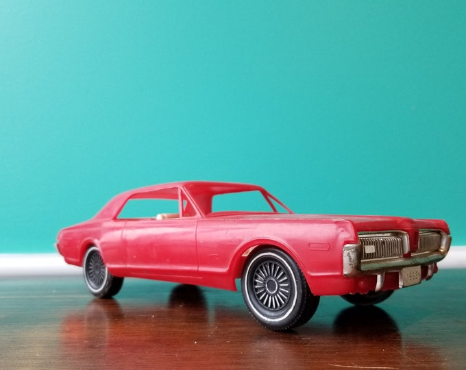 1968 Mercury Cougar Gay Toys Inc.