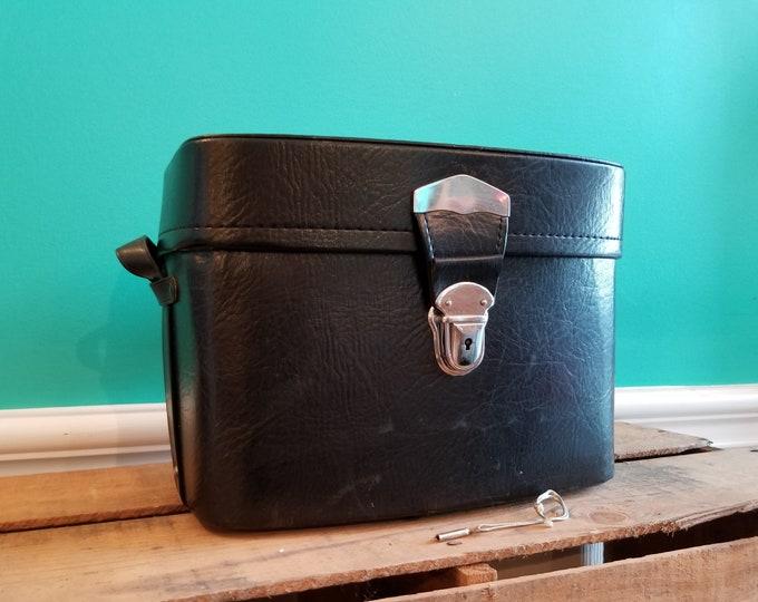 Locking Vinyl Camera Case