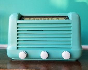 Stewart Warner AM Radio - Refurbished Vintage Radio