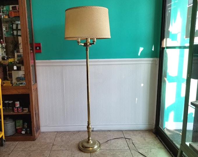Genuine 1970s Stiffel Floor Lamp