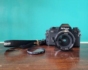 Nikon FM - Nikkor 28mm f3.5