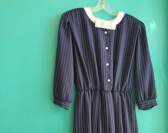 Leslie Belle - Vintage Shirt Waist Dress
