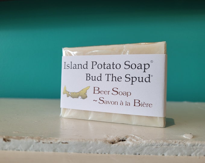 Island Potato Soap Co - Beer Soap