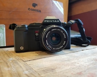 Pentax A3000 - SMC Pentax 28mm f2.8