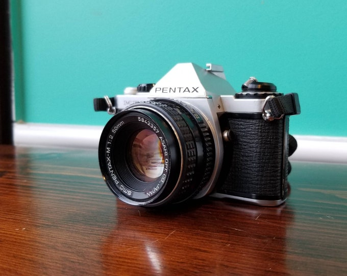 Featured listing image: Pentax ME Super - 35mm SLR