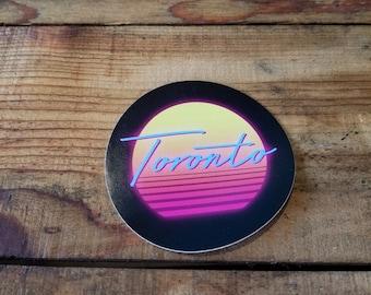 Radical 1980s Toronto Vibes