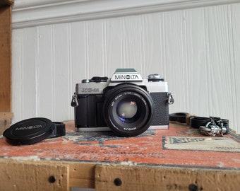 Minolt XG-M - 50mm f1.7