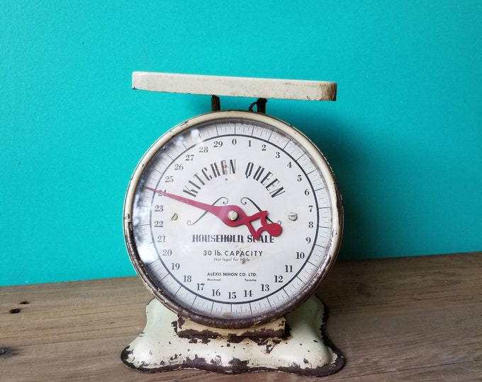 Featured listing image: 1950's Kitchen Queen Scale
