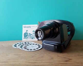 View Master Projector - Working