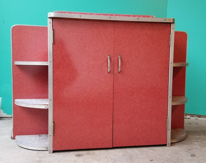Vintage Formica Kitchen Buffet - Local Pick Up Only