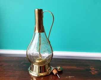 Vintage Midcentury Musical Decanter