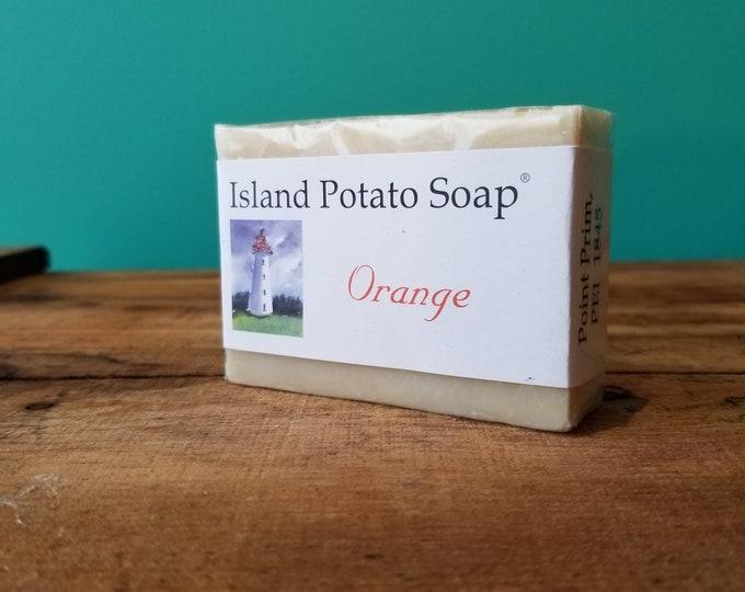 Island Potato Soap Co - Orange Soap