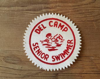 Del Camp Senior Swimmer - Toronto -