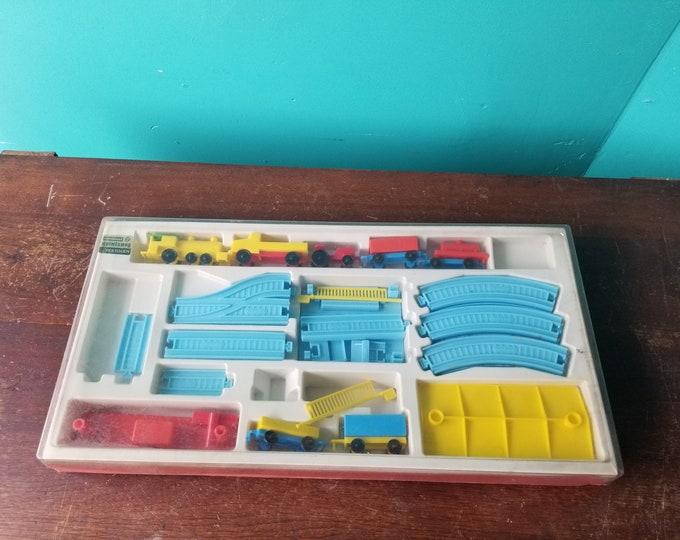Herbart Pikalok - German Toy Train Set