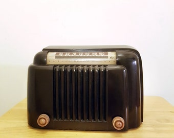Bendix Aviation Corporation - Working Bakelite Radio