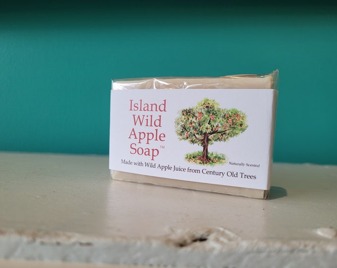 Island Potato Soap Co - Wild Apple Soap