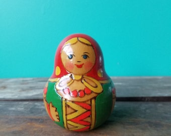 Rolly-Poly Musical Toy - Made in USSR