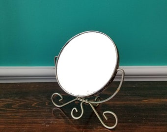 Table Top Shaving Mirror