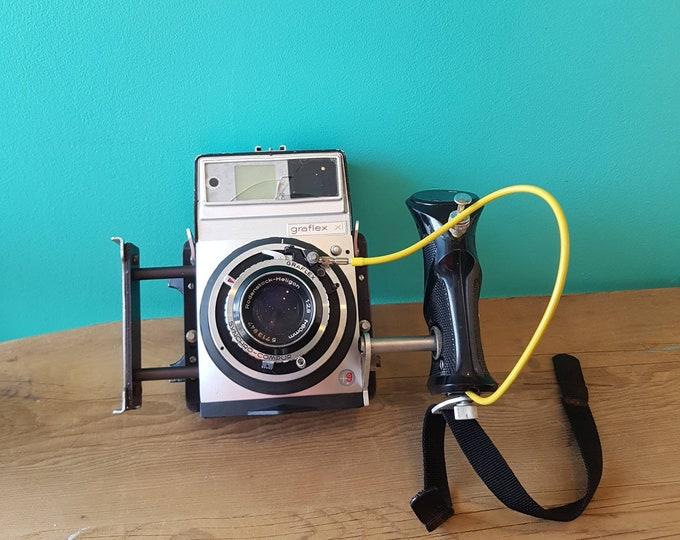 1965 Graflex XL Rangefinder - Fully Working - Modular Press Camera System