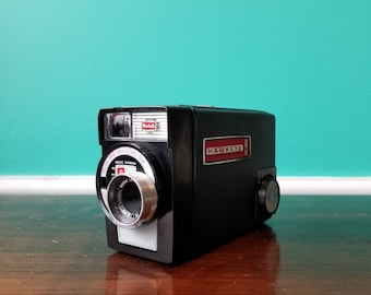 Kodak Brownie Hawkeye 8 Movie Camera