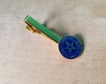 North Star Cement Ltd. Newfoundland, Tie Clip