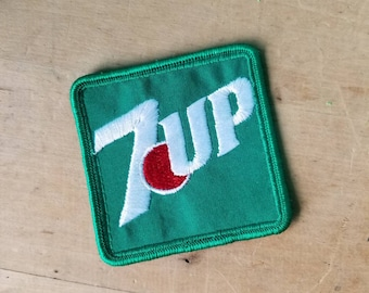 Small 7UP Patch