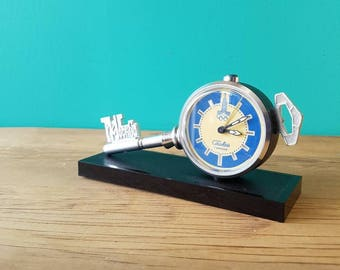 1980 Moscow Summer Olympics Vintage Alarm Clock