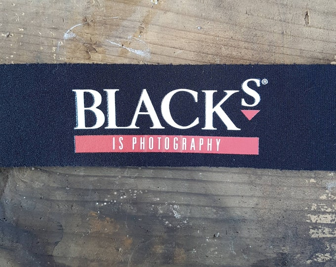 Black's Photography Canada Camera Strap