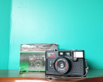 Hanimex 35mm Point and Shoot Camera