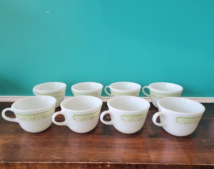 Featured listing image: Pyrex - Sunshine - Set of Eight Mugs