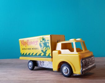Mayflower - Vintage Toy Truck - Ichimura - Japan