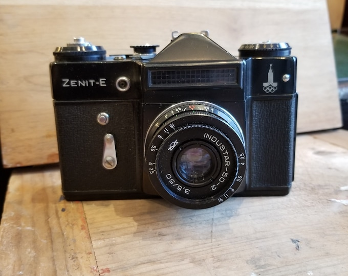 Zenit E - 1980 Moscow Olympics Edition