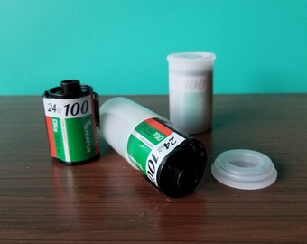 Fuji Superia 100iso Expired Film - Three Rolls
