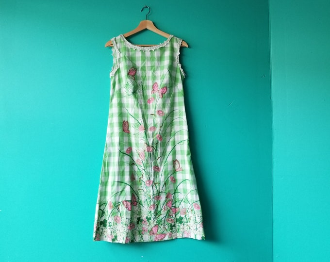 Miss Shaheen Dress - Made in USA - Alfred Shaheen