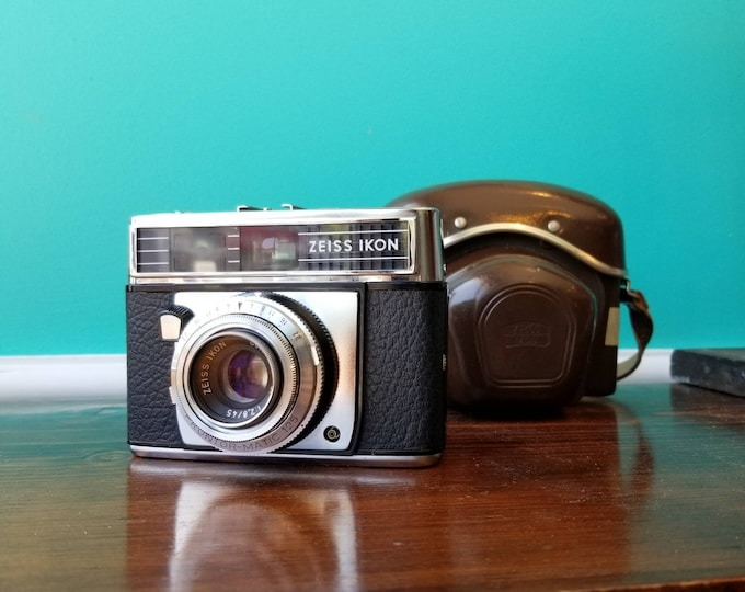 Featured listing image: Zeiss Ikon Contessamat - Automatic 35mm Film Camera
