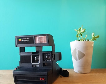 Polaroid 640 - Tested & Working