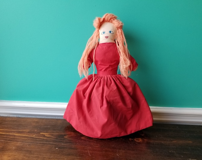 Little Red Riding Hood Story Time Doll