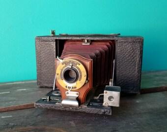 Kodak No.2A Folding Pocket Brownie
