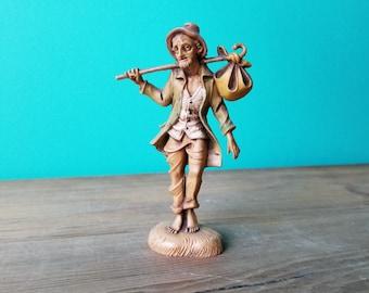 Vintage Fontanini Figurine - 101 The Vagabond