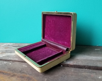 Mini Travel Jewellery Box