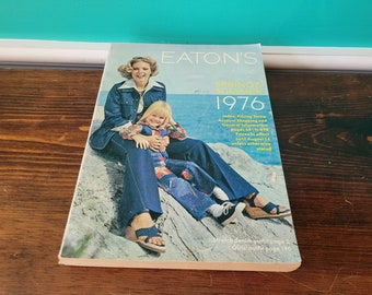1976 Eaton's Spring and Summer Catalogue