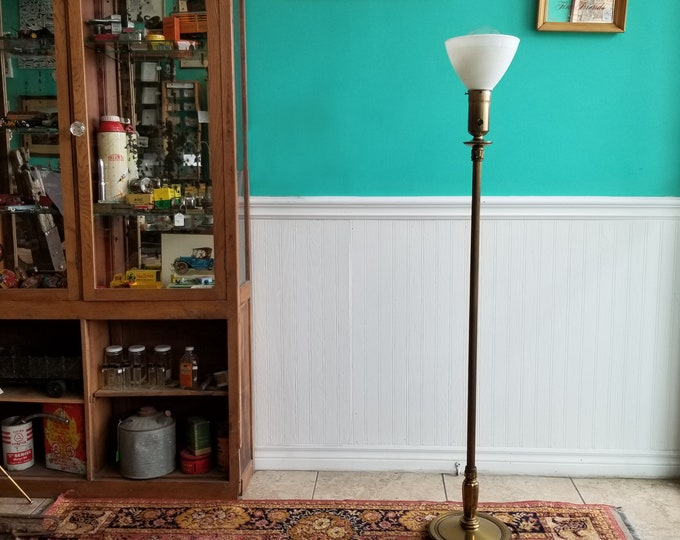 Genuine 1950s Stiffel Floor Lamp
