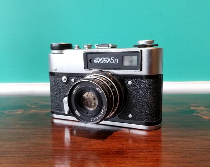 Featured listing image: Fed 5B - Soviet Rangefinder