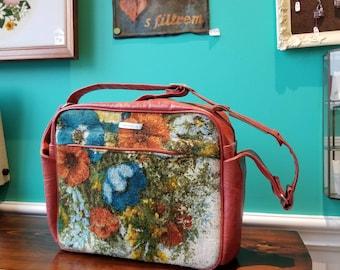 Samsonite Vinyl Travel Bag